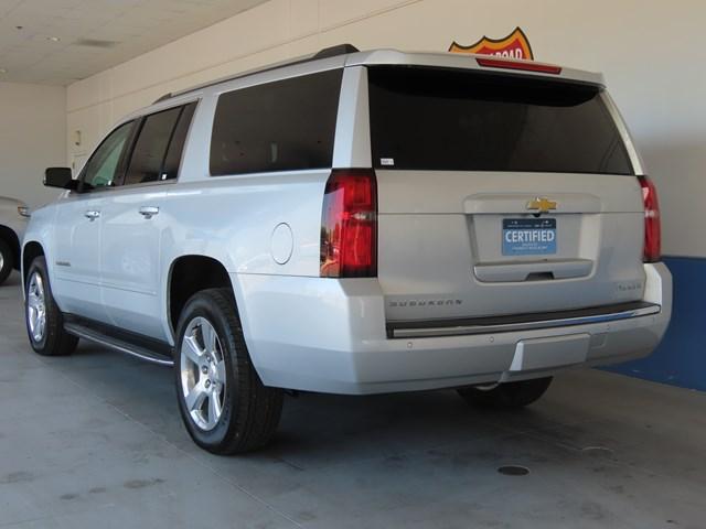 Used 2019 Chevrolet Suburban Premier 1500