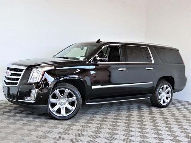 Used 2019 Cadillac Escalade ESV Premium Luxury