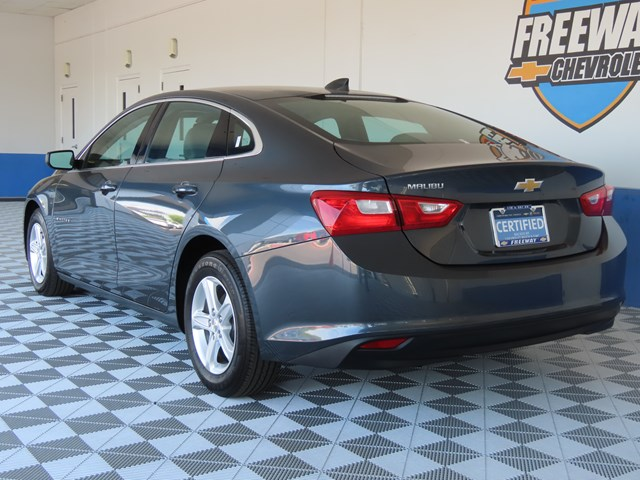 Certified Pre-Owned 2019 Chevrolet Malibu LS