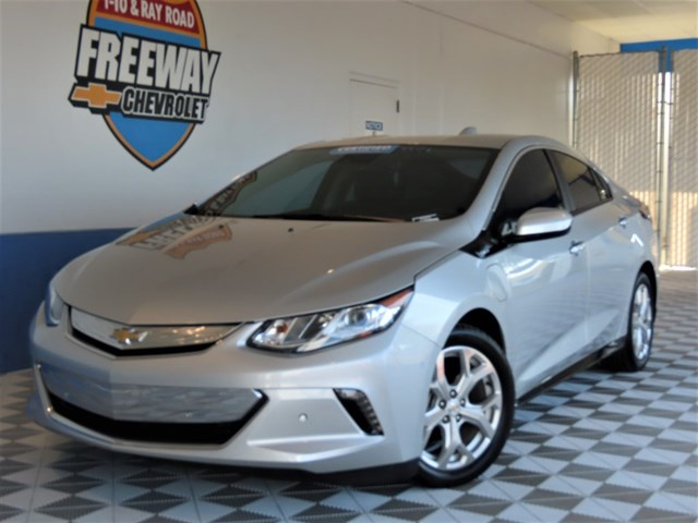 Certified Pre-Owned 2016 Chevrolet Volt Premier