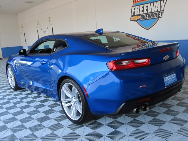 Certified Pre-Owned 2018 Chevrolet Camaro LT