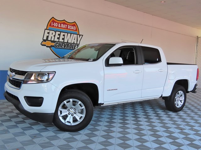 Certified Pre-Owned 2020 Chevrolet Colorado LT Crew Cab
