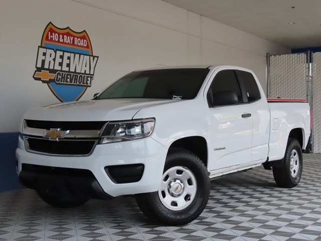 Used 2016 Chevrolet Colorado Extended Cab