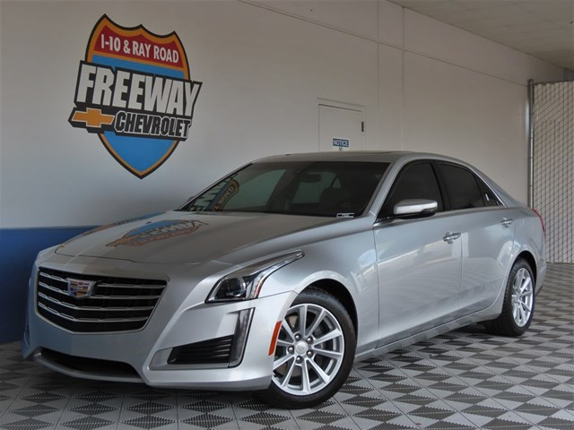 Used 2017 Cadillac CTS 2.0T