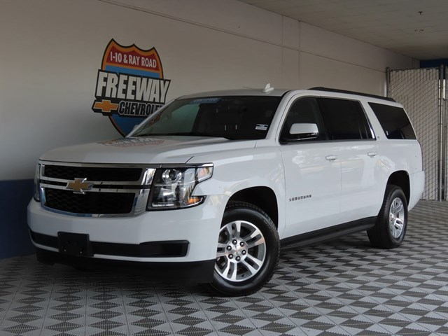 Certified Pre-Owned 2020 Chevrolet Suburban 4x4 LT 1500 4X4