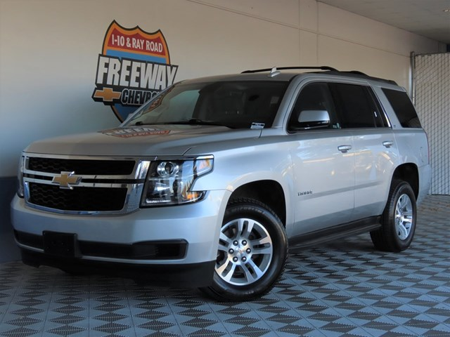 Certified Pre-Owned 2020 Chevrolet Tahoe 4x4 LT
