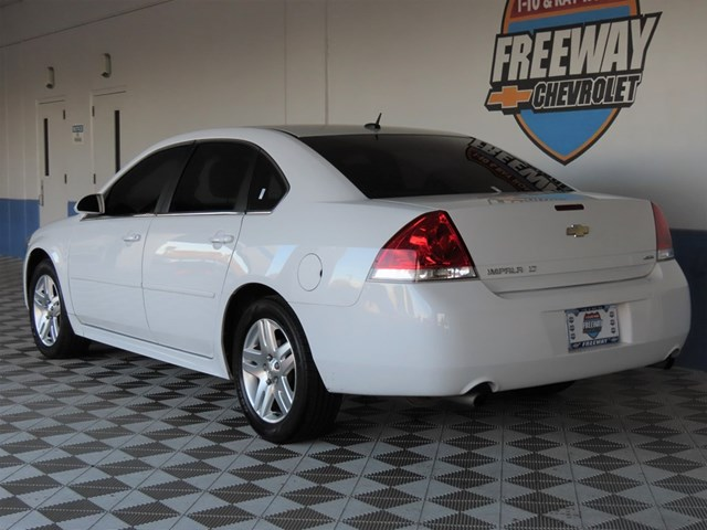 Used 2016 Chevrolet Impala Limited LT