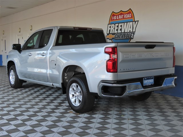 Certified Pre-Owned 2020 Chevrolet Silverado 1500 LT Extended Cab