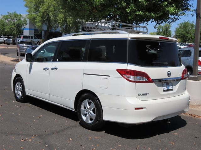 Used 2012 Nissan Quest 3.5 SV