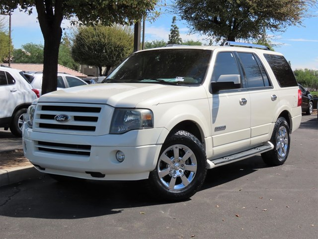 Used 2007 Ford Expedition Limited