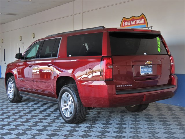 Certified Pre-Owned 2020 Chevrolet Suburban LT