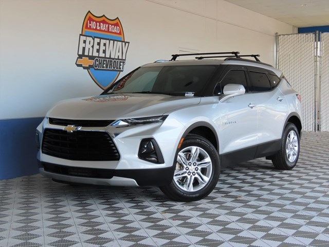Certified Pre-Owned 2019 Chevrolet Blazer LT