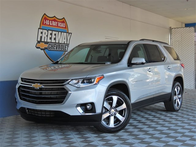 Used 2020 Chevrolet Traverse 3LT Prem Pkg