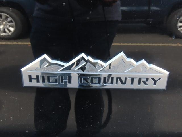 Used 2017 Chevrolet Silverado 3500HD High Country Crew Cab