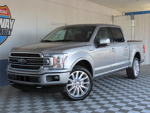 Used 2020 Ford F-150 4X4 Limited Crew Cab 4X4