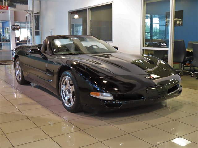 Used 1999 Chevrolet Corvette Convertible