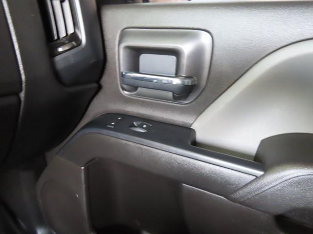 2017 Chevrolet Silverado 1500  4x4 Extended Cab 4x4
