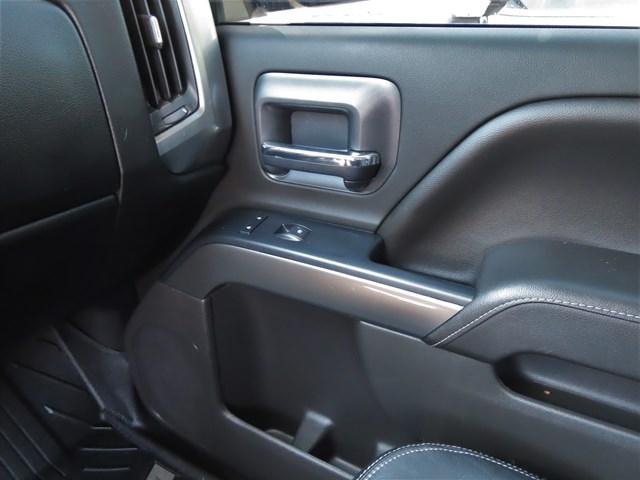 Used 2018 Chevrolet Silverado 1500 LT Crew Cab Texas Edition