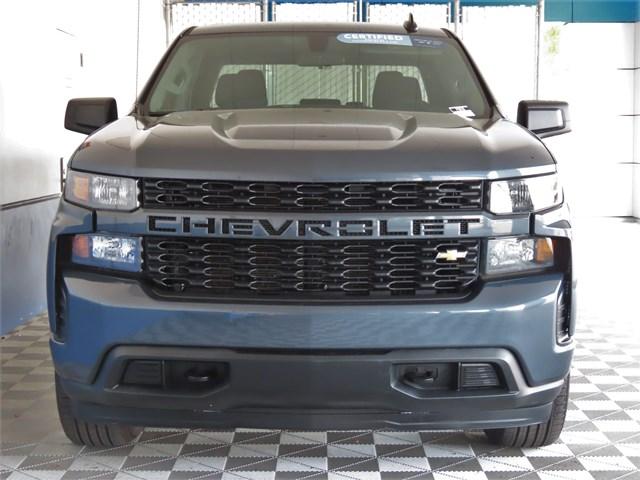 2019 Chevrolet Silverado 1500 Custom Crew Cab
