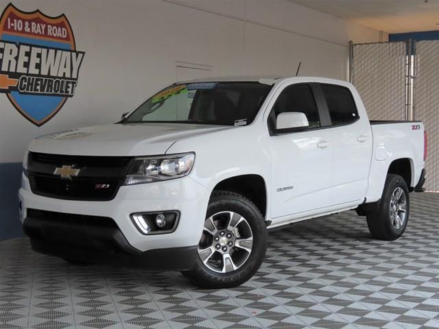2020 Chevrolet Colorado 4x4