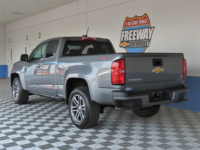 Certified Pre-Owned 2020 Chevrolet Colorado LT Extended Cab