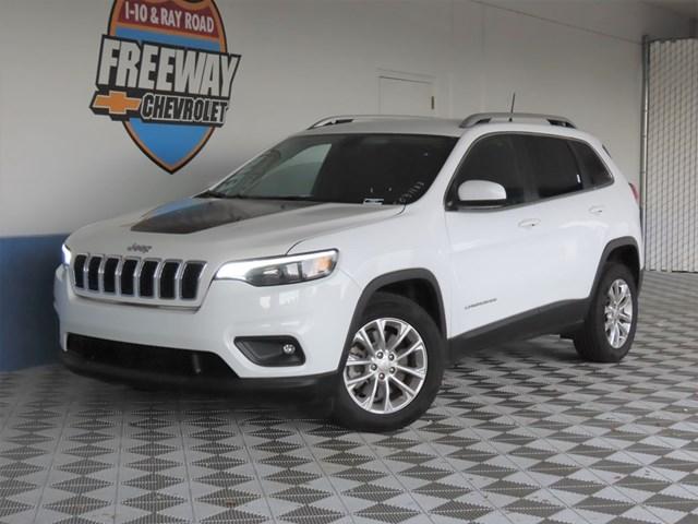 Used 2019 Jeep Cherokee Latitude