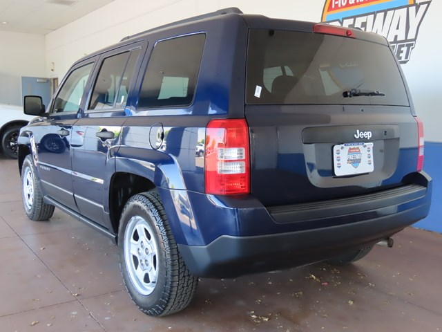 Used 2014 Jeep Patriot Sport