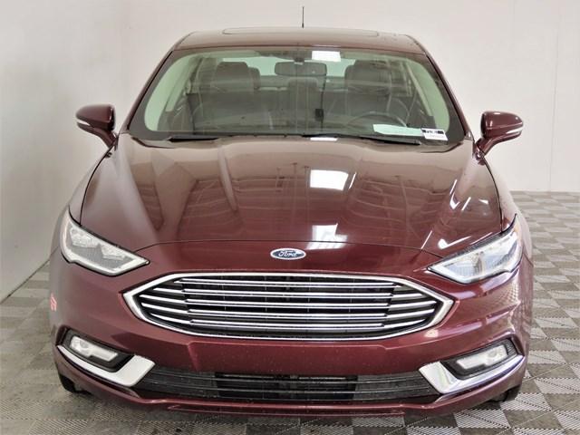 Used 2018 Ford Fusion Energi Titanium