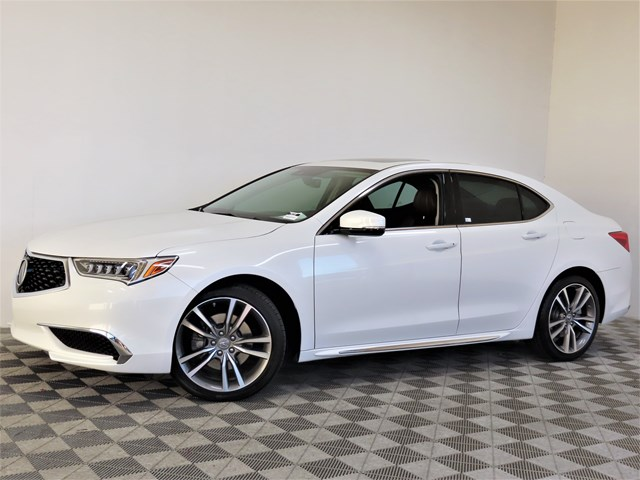 Used 2019 Acura TLX w/Tech
