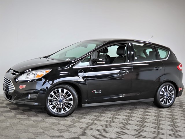 Used 2017 Ford C-MAX Energi Titanium