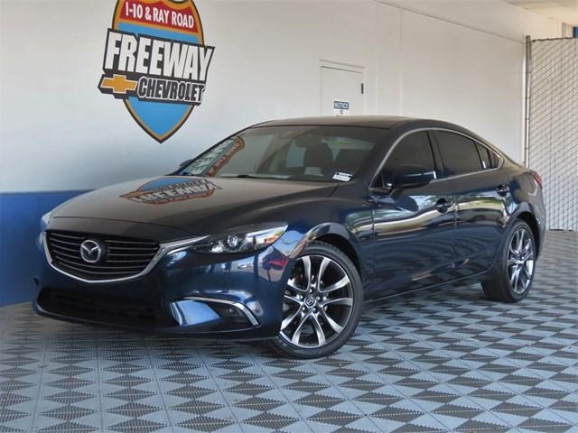 2016 Mazda6 Mazda6