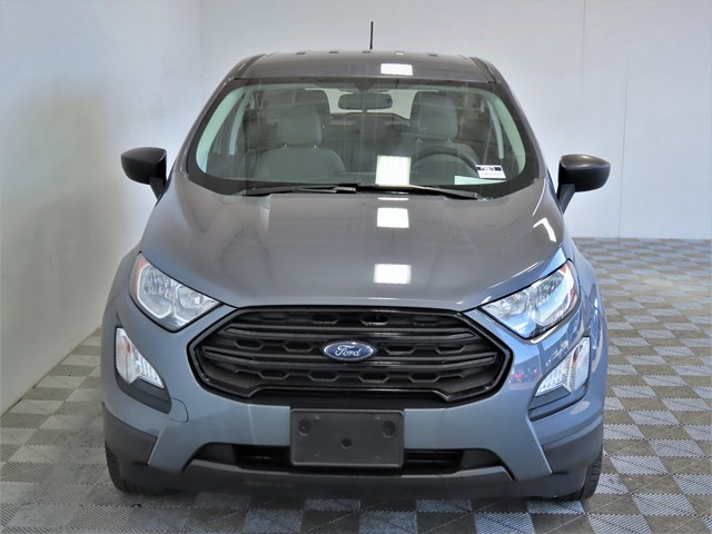 Used 2018 Ford EcoSport S