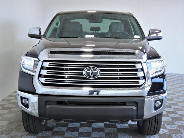 Used 2020 Toyota Tundra Limited Crew Cab