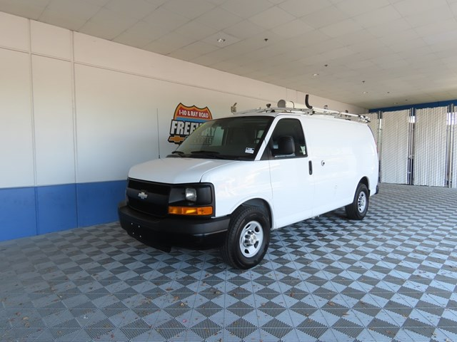 Used 2013 Chevrolet Express Cargo 2500