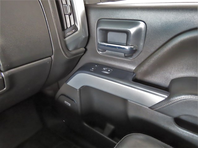 Used 2014 Chevrolet Silverado 1500 LTZ Z71 Crew Cab