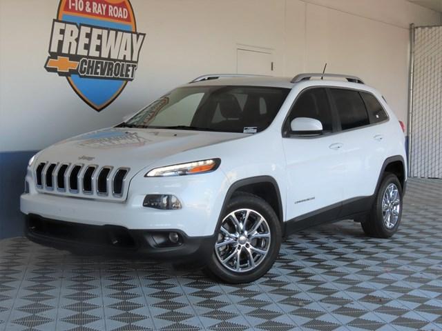 Used 2016 Jeep Cherokee Latitude