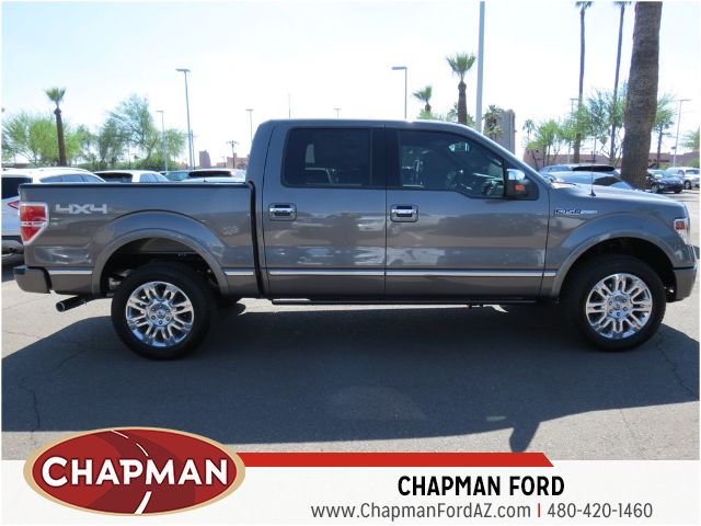 2014 ford f 150 roush platinum 143386 chapman automotive group. Black Bedroom Furniture Sets. Home Design Ideas
