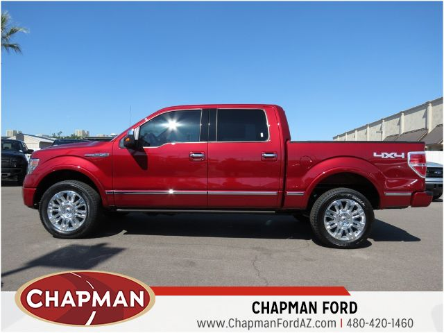 2014 ford f 150 roush platinum 143387 chapman. Black Bedroom Furniture Sets. Home Design Ideas
