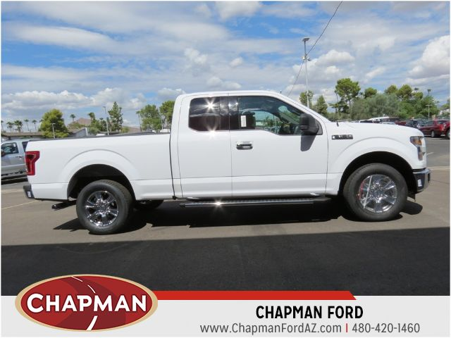 2015 ford f 150 supercab xlt 151745 chapman automotive group. Black Bedroom Furniture Sets. Home Design Ideas