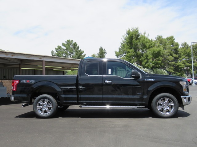 2016 ford f 150 supercab xlt phoenix az stock 161389 chapman ford. Black Bedroom Furniture Sets. Home Design Ideas