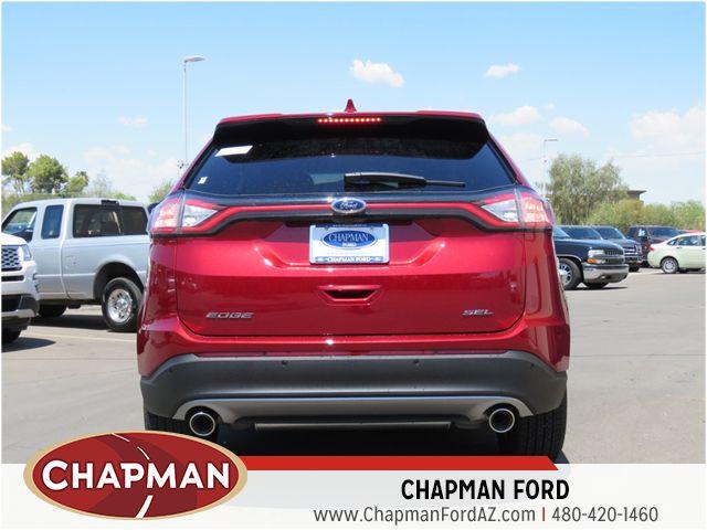 Ford Edge Inventory Phoenix Az Chapman Ford In Scottsdale