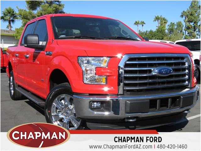 2016 ford f 150 supercrew xlt 161761 chapman automotive group. Black Bedroom Furniture Sets. Home Design Ideas