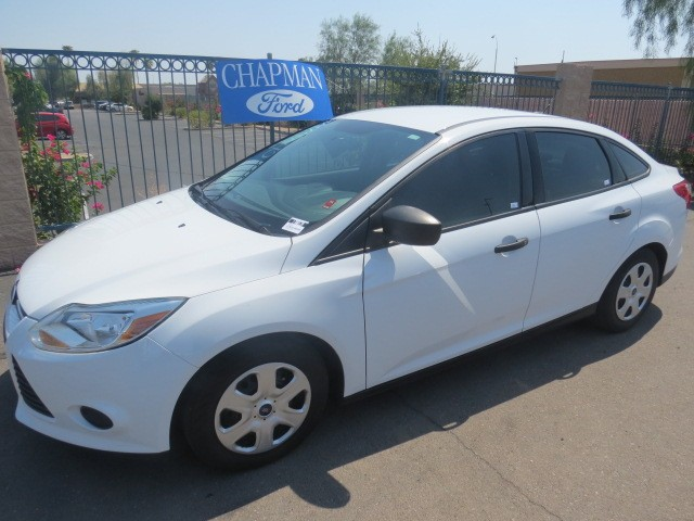 2014 Ford Focus S – Stock #170012A