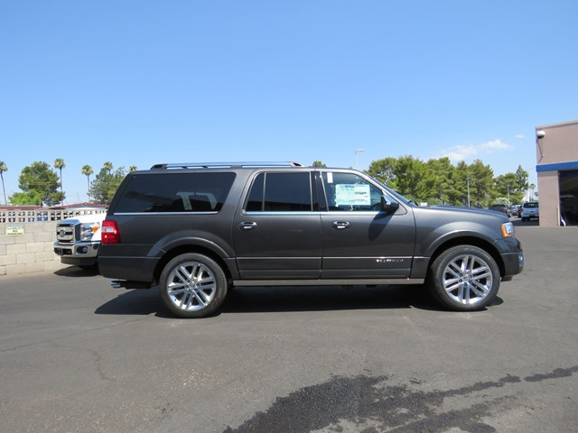 2017 Ford Expedition El Platinum Phoenix Az Stock 170014