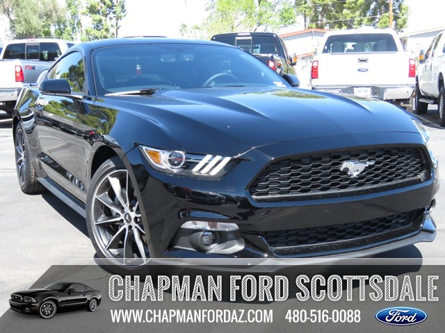 2017 ford mustang ecoboost premium phoenix az stock 170172 chapman ford. Black Bedroom Furniture Sets. Home Design Ideas