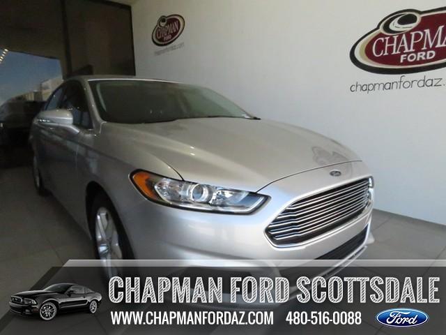 2014 Ford Fusion SE Details