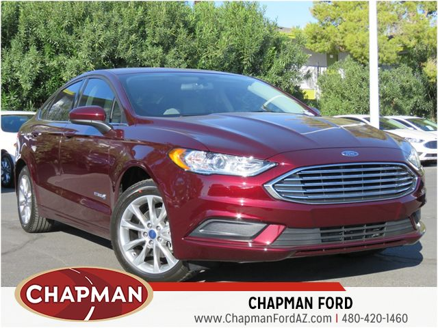 2017 ford fusion hybrid s 170424 chapman automotive group. Black Bedroom Furniture Sets. Home Design Ideas