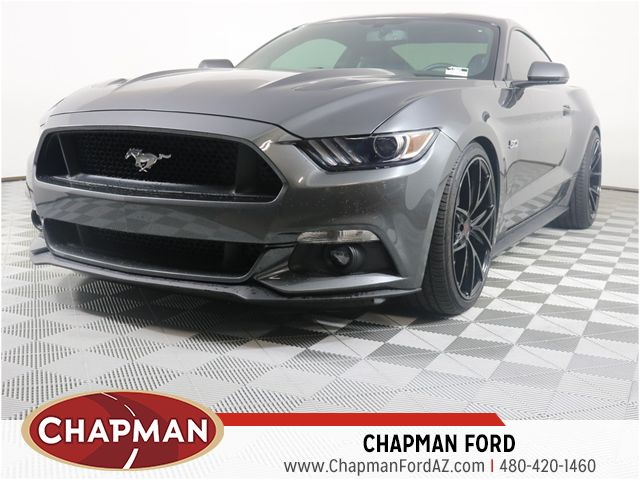 2017 Ford Mustang GT Fastback Roush Stage 1 Custom