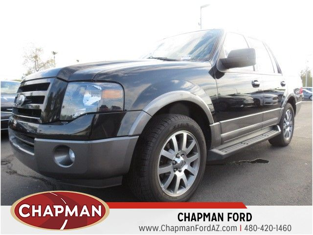 2011 Ford Expedition XLT Details