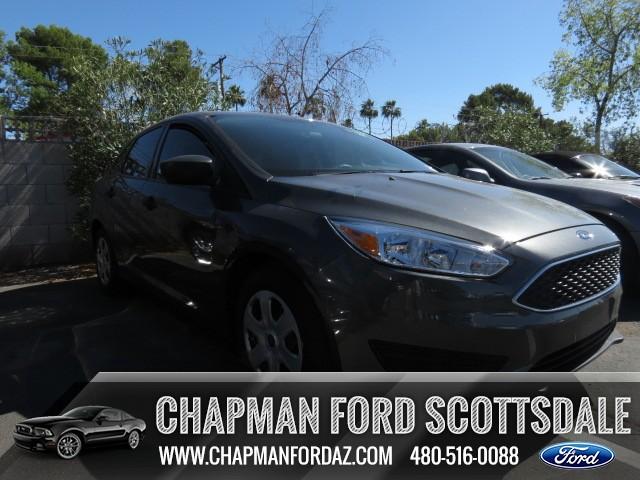 2017 Ford Focus S Details